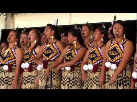 Maori Stage Polyfest 2011 TV2 TVNZ 11 June 2011