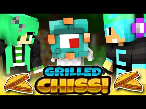 GRILLED CHISS! | Block Hunt w/ Sally and Chad!