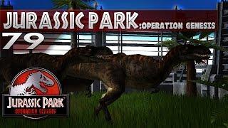 Jurassic Park: Operation Genesis || 79 || Albertosaurus Cometh