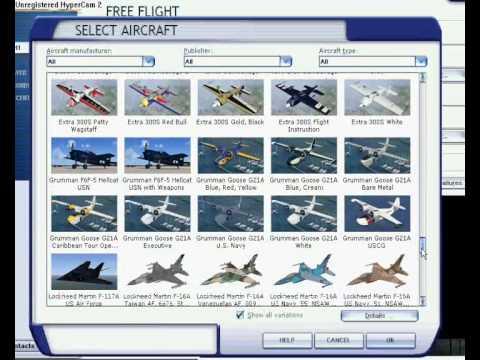 Fsx plane collection [...