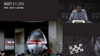 DEF CON 24 - Jianhao Liu, Chen Yan, Wenyuan Xu - Can You Trust Autonomous Vehicles?