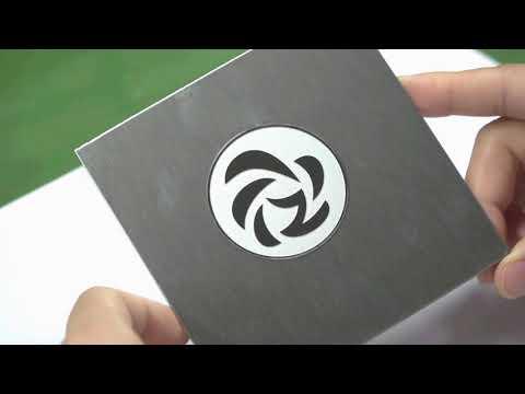 Application of metal logo in stainless steel(www.jttlogo.net)