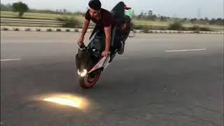 KTM RC 200 | KTM Duke 200 | KTM Stunt Show 2018 | New Awesome Stunt | Must Watch |