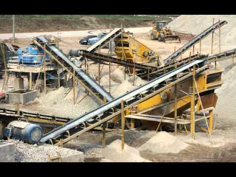 maquinaria usada para trituracion de piedra youtube