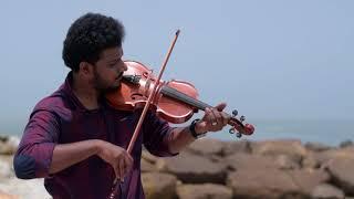 Mizhiyil Ninnum (Mayanadi)_മിഴിയിൽ നിന്നും_Instrumental cover