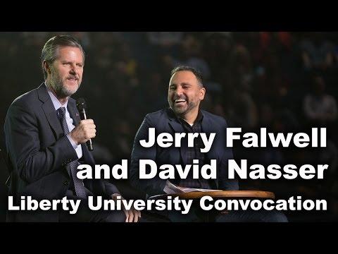 Jerry Falwell - Liberty University Convocation