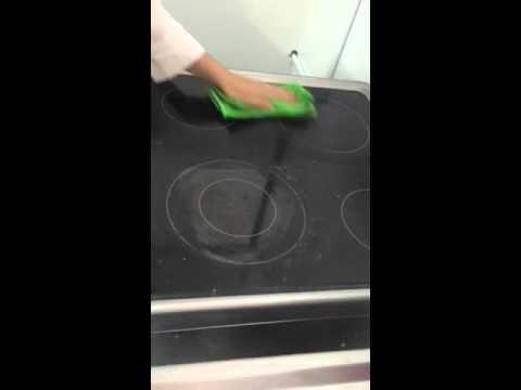 Magic Glass Cloths vs Ceramic/Glass Stovetop