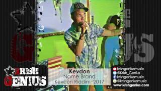 Kevdon - Name Brand [Kevdon Riddim] July 2017