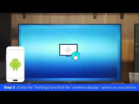 How To Connect Smartphone To LED TV
