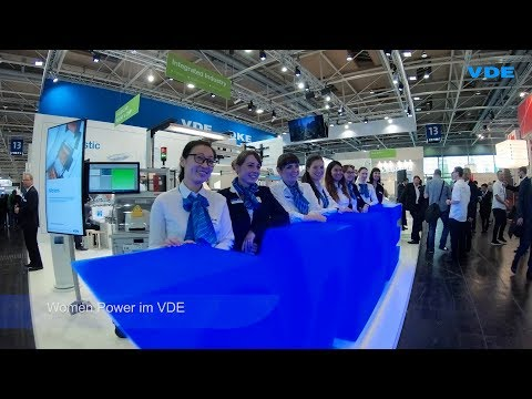 VDE Hannover Messe 2018 mit Top-Themen CyberSecurity, Industrie 4.0, Energy, Mobility