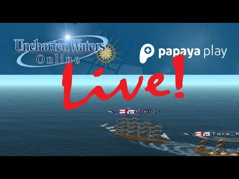 Uncharted Waters Online: More Battle Reports