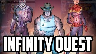 Where Are The Infinity Stones in Marvel Comics?