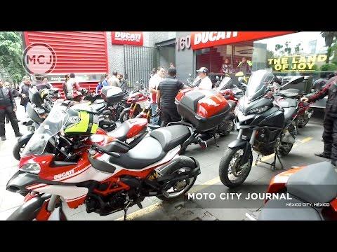 70 Rodada Campestre Ducati Owners Club CDMX