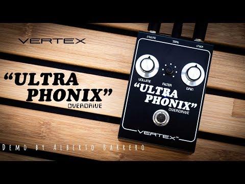 Vertex ULTRA PHONIX - Demo by Alberto Barrero