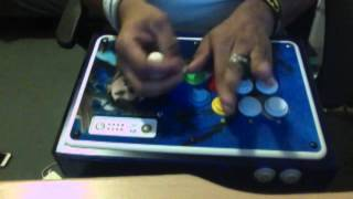 How to go from controller to Arcade stick (fightstick)