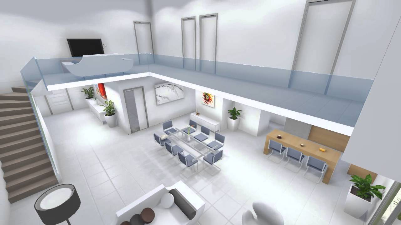 Designer Home Builders  desu Homes Burgos House Plan Fly Through YouTube
