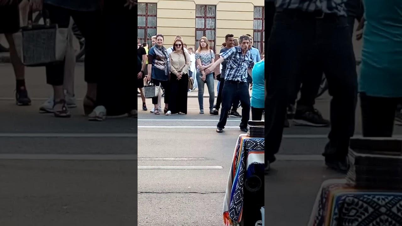 Танцы алкашей