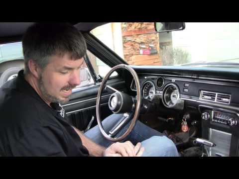 1967 Mercury Cougar - Dan Gurney Special - SOLD