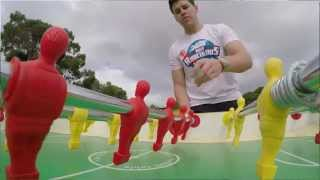 Bounce-Off Trick Shots - How Ridiculous