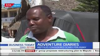 Coast businessmen keep snakes as tourist attractions | Business Today