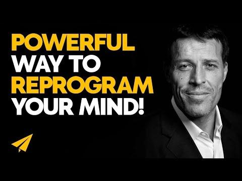 REPROGRAM Your MIND and ADDICTIONS - Tony Robbins - #BestOfTony