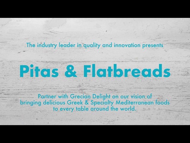How It's Made: Grecian Delight Breads