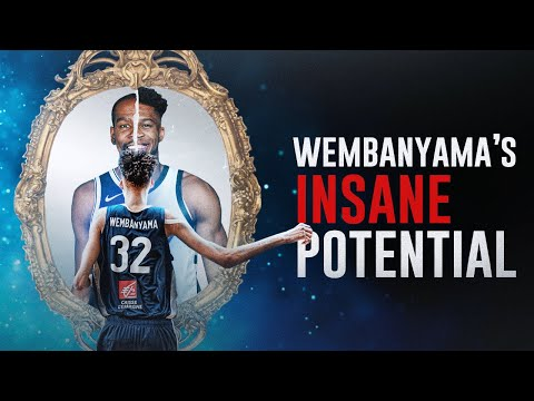 Download KD & Giannis HYBRID: Why Wembanyama Will Be Future #1 Pick In The NBA Draft