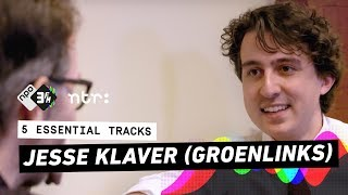 Essential Politics: Jesse Klaver (GroenLinks) in 5 Essential Tracks