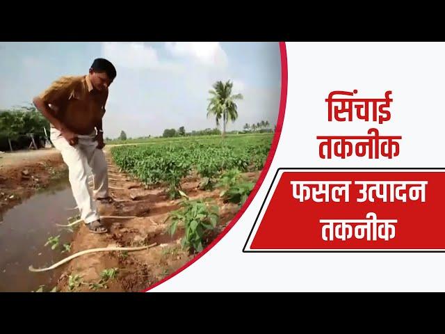 सिंचाई कब और कैसे करनी चाहिए | Crop Production Technology