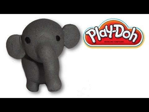 how to make play doh slime step by step