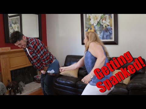 Latino Relives Childhood Spankings