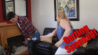Spanking chat Interracial