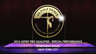 USPDF 2016 Guest Performance - Natasha Wang