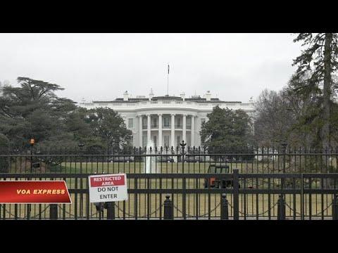Nhà Trắng nâng cấp hàng rào để ngăn ngừa đột nhập (VOA)