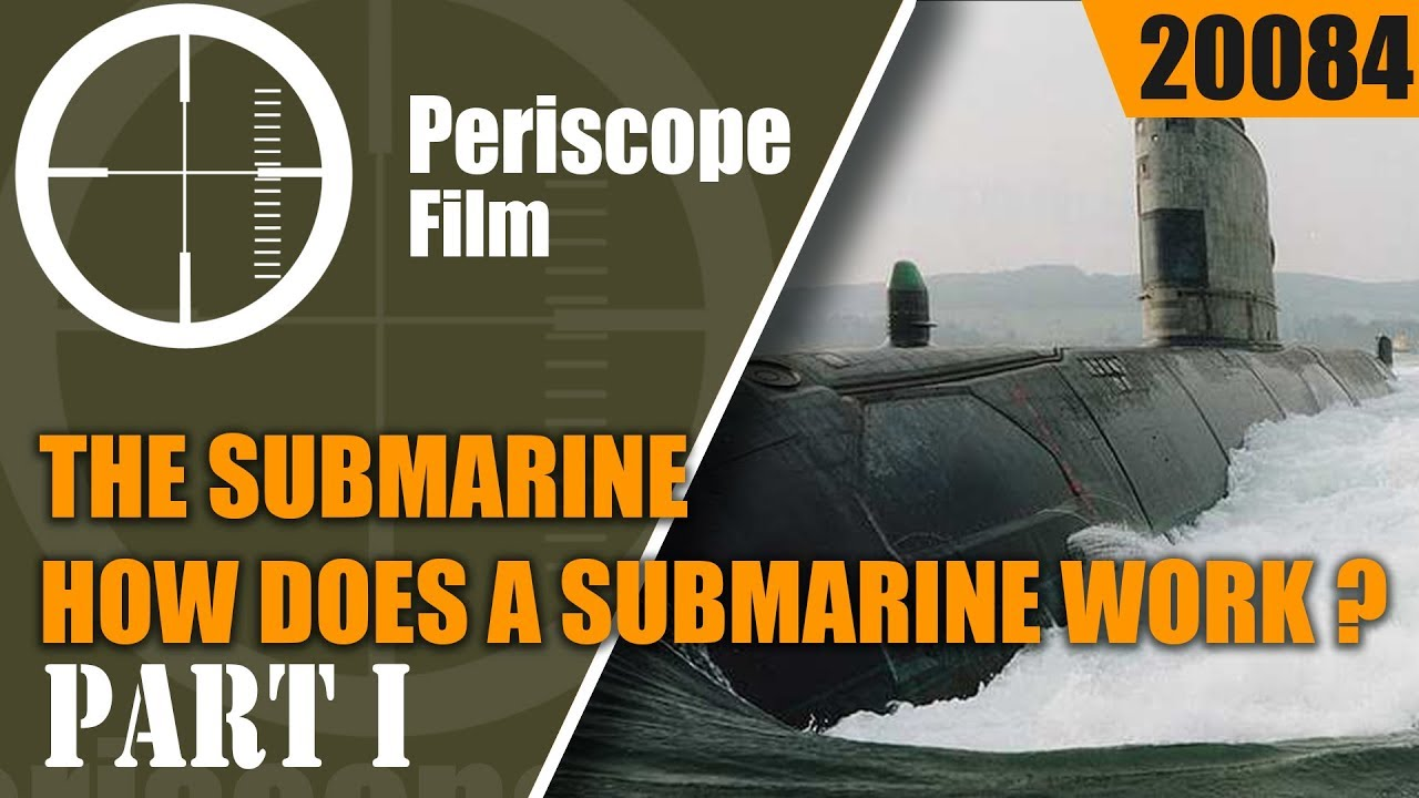 PHYSICAL PRINCIPLES OF THE SUBMARINE HOW DOES A SUBMARINE WORK? 20084