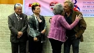 Vereador faz homenagem a mulheres voluntárias