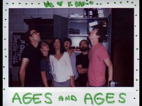 "Ages and Ages- ""Divisionary (Do the Right Thing)"" (Live on Radio K)"