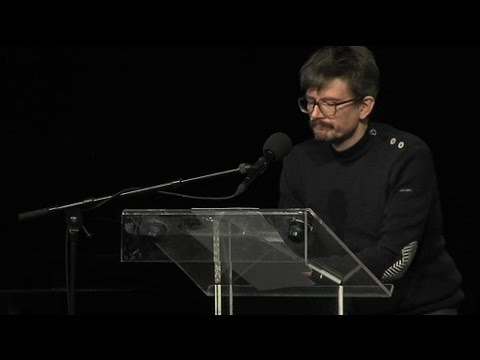 """Download """"Je suis Charlie, prouvez-le"""": l'hommage de Luz à Charb (discours intégral)"""