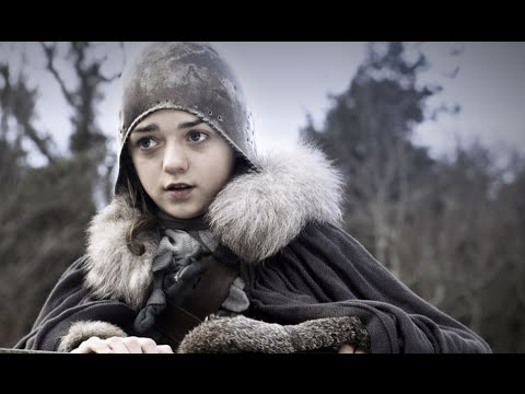 Arya Stark - Come With Me now