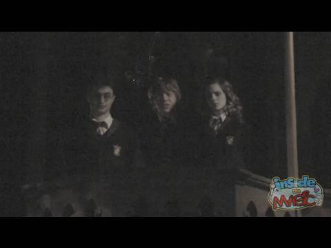 Harry Potter And The Forbidden Journey 2010 Draco Wizarding World Of Harry Potter Forbidden Journey Reviews Are In Ew Com