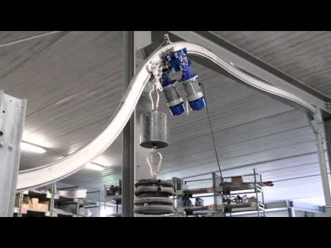 Climbing Monorail System