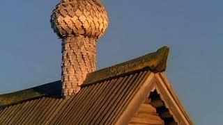 Смотреть видео Остров-музей, погост Кижи / Россия онлайн