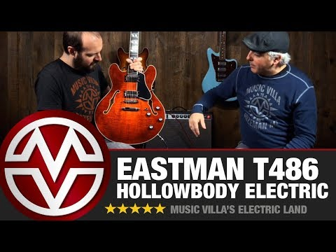 Eastman T486 - A Familiar Classic - Electric Land Review