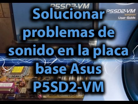 P5SD2-VM SOUND DRIVERS FOR WINDOWS XP