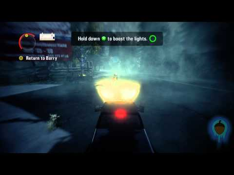 Alan Wake - Right Of Way Achievement Guide