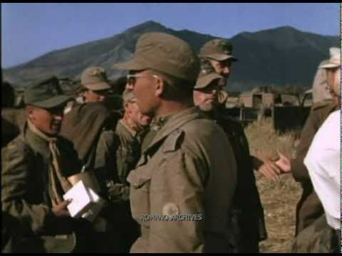 1943 Tunisia - War is Over for the Afrika Korps 1 of 2