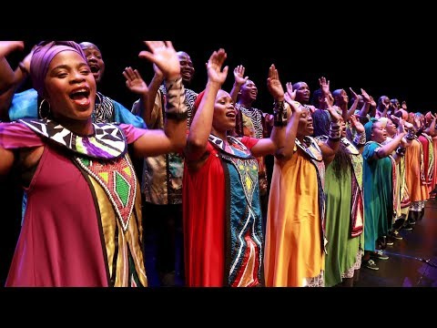 World Cultures Festival 2017 - Vibrant Africa: Soweto Gospel Choir (South Africa)