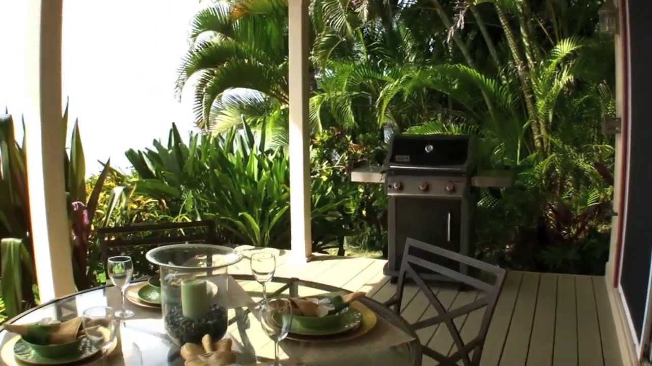 Incredible Kauai Direct Oceanfront Vacation Rental Beach House in ...