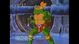 """Comercial do jogo """"Tartarugas Ninjas"""" para o """"Famicom"""" (NES)!"""