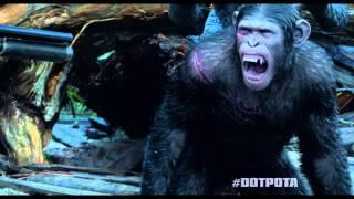 Dawn of the Planet of the Apes - Bridge Retaliate 30'' Irish TV Spot